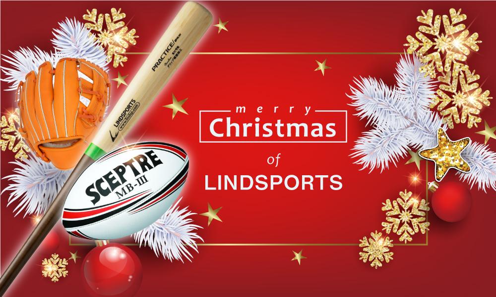 merry Christmas of LINDSPORTS