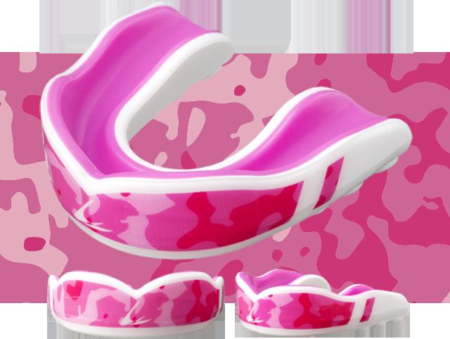 ピンクカモフラ