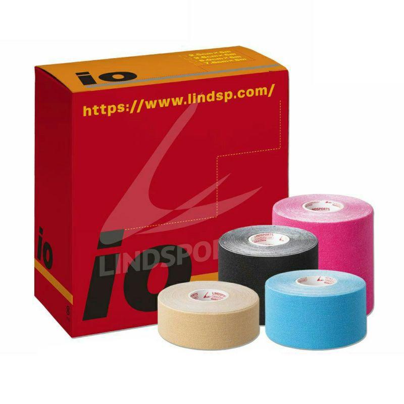 リンドスポーツのキネシオロジーテープ、イオテープ