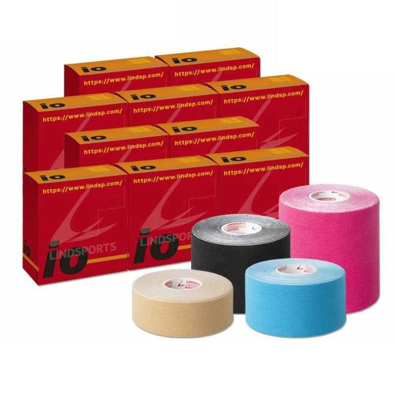 リンドスポーツのイオテープ10箱セット